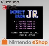 Donkey Kong Jr voor Nintendo 3DS