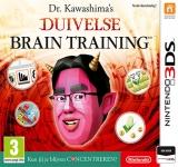 Dr Kawashimas Duivelse Brain Training Kun jij je blijven concentreren voor Nintendo 3DS