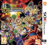 Dragon Ball Z Extreme Butoden voor Nintendo 3DS
