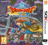Dragon Quest VIII Journey of the Cursed King voor Nintendo 3DS