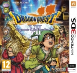 Dragon Quest VII: Fragments of the Forgotten Past voor Nintendo 3DS