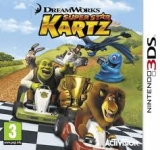 DreamWorks Super Star Kartz voor Nintendo 3DS