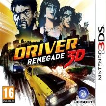 Driver Renegade 3D voor Nintendo 3DS