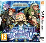 Etrian Odyssey V Beyond the Myth voor Nintendo 3DS