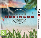 Expeditie Robinson - Clash der helden voor Nintendo 3DS