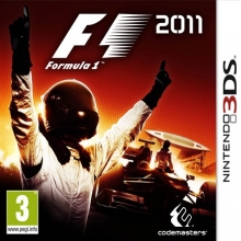 F1 2011 voor Nintendo 3DS