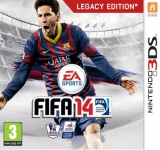 FIFA 14 Legacy Edition Losse Game Card voor Nintendo 3DS