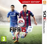 FIFA 15 Legacy Edition Losse Game Card voor Nintendo 3DS