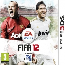 FIFA 2012 Losse Game Card voor Nintendo 3DS