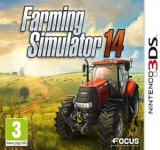 Farming Simulator 14 voor Nintendo 3DS