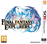 Final Fantasy Explorers voor Nintendo 3DS