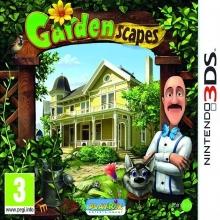 Gardenscapes voor Nintendo 3DS