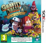 Gravity Falls Legend of the Gnome Gemulets voor Nintendo 3DS