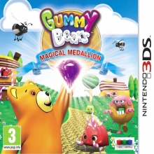 Gummy Bears Magical Medallion voor Nintendo 3DS