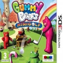 Gummy Bears Mini Golf voor Nintendo 3DS