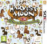 Harvest Moon 3D A New Beginning voor Nintendo 3DS