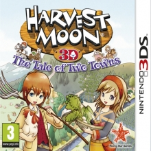 Harvest Moon The Tale of Two Towns voor Nintendo 3DS