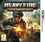 Heavy Fire The Chosen Few 3D voor Nintendo 3DS