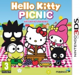 Hello Kitty Picnic with Sanrio Friends voor Nintendo 3DS