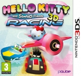 Hello Kitty and Sanrio Friends 3D Racing voor Nintendo 3DS