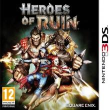 Heroes of Ruin voor Nintendo 3DS