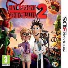 Het Regent Gehaktballen 2 voor Nintendo 3DS