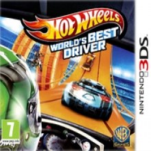 Hot Wheels Worlds Best Driver voor Nintendo 3DS
