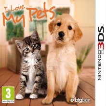I Love My Pets voor Nintendo 3DS