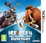 Ice Age 4: Continental Drift - Arctic Games voor Nintendo 3DS