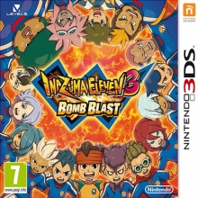Inazuma Eleven 3 Bomb Blast voor Nintendo 3DS