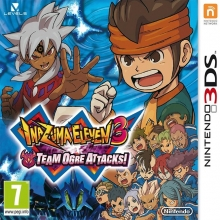 Inazuma Eleven 3: Team Ogre Attacks! voor Nintendo 3DS