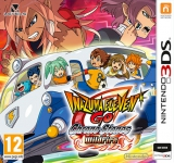 Inazuma Eleven GO Chrono Stones Wildfire voor Nintendo 3DS
