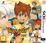 Inazuma Eleven Go: Light Losse Game Card voor Nintendo 3DS