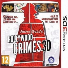 James Noirs Hollywood Crimes 3D voor Nintendo 3DS