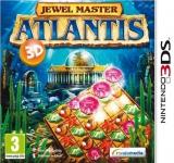 Jewel Master Atlantis 3D voor Nintendo 3DS