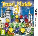 Jewel Match 3 Losse Game Card voor Nintendo 3DS
