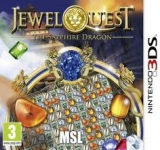 Jewel Quest 6: The Sapphire Dragon Losse Game Card voor Nintendo 3DS