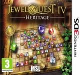 Jewel Quest Heritage voor Nintendo 3DS