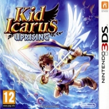 Kid Icarus: Uprising Losse Game Card voor Nintendo 3DS