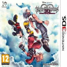 Kingdom Hearts 3D: Dream Drop Distance voor Nintendo Wii