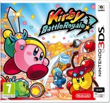 Kirby Battle Royale voor Nintendo 3DS