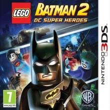 LEGO Batman 2 DC Super Heroes voor Nintendo 3DS