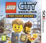 LEGO City Undercover: The Chase Begins voor Nintendo 3DS
