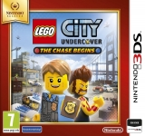 LEGO City Undercover: The Chase Begins Nintendo Selects voor Nintendo 3DS