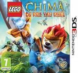 LEGO Legends of CHIMA De Reis van Laval voor Nintendo 3DS