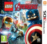 LEGO Marvel Avengers Losse Game Card voor Nintendo 3DS
