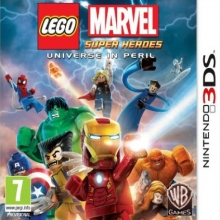 LEGO Marvel Super Heroes: Universe in Peril voor Nintendo 3DS