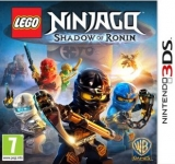 LEGO Ninjago Shadow of Ronin voor Nintendo 3DS