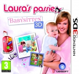 Laura's Passie Babysitten 3D Losse Game Card voor Nintendo 3DS