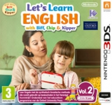 Lets Learn English with Biff Chip and Kipper Vol 2 voor Nintendo 3DS